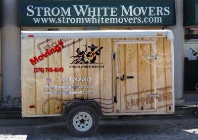 Moving Trailer